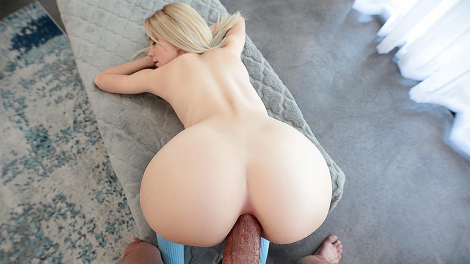 Analed Blonde
