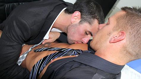 Office Cock - Jake Steel