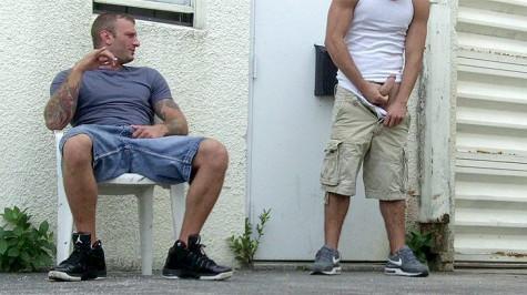 Gay Violations - Ricky Larkin