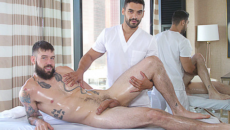 Massage Bait - Buck Richards